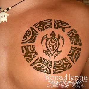 Kona Henna Studio - chests gallery