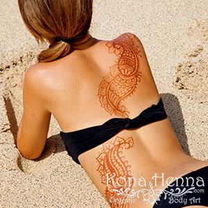 Kona Henna Studio - full-body gallery