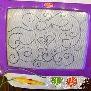 Kona Henna Studio - henna-doodles gallery