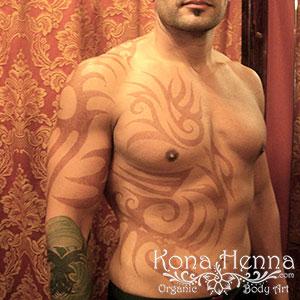 Kona Henna Studio - sides gallery