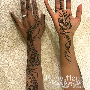Kona Henna Studio - weddings gallery